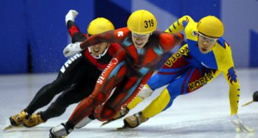 Speed skating competition uses Axis cameras with Milestone VMS to ensure precise officiating decisions