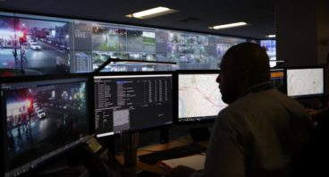 The Big Easy chooses Axis Communications' network cameras for a glimpse into the city streets